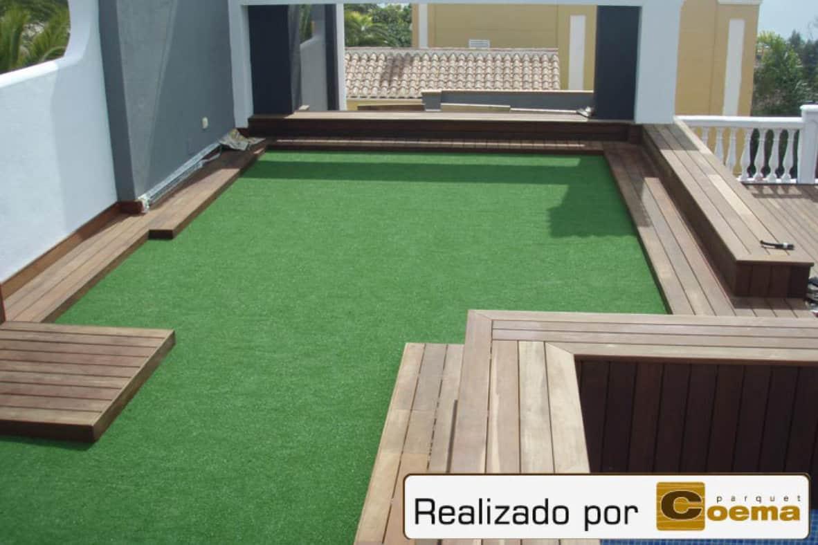 Césped Artificial Málaga