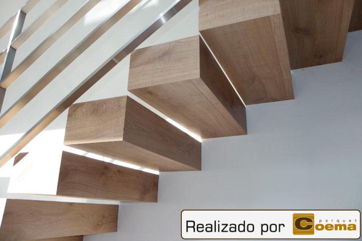 Escaleras en Comercios