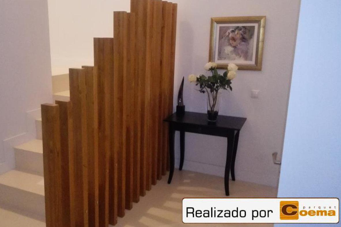 Escaleras en Viviendas Particulares
