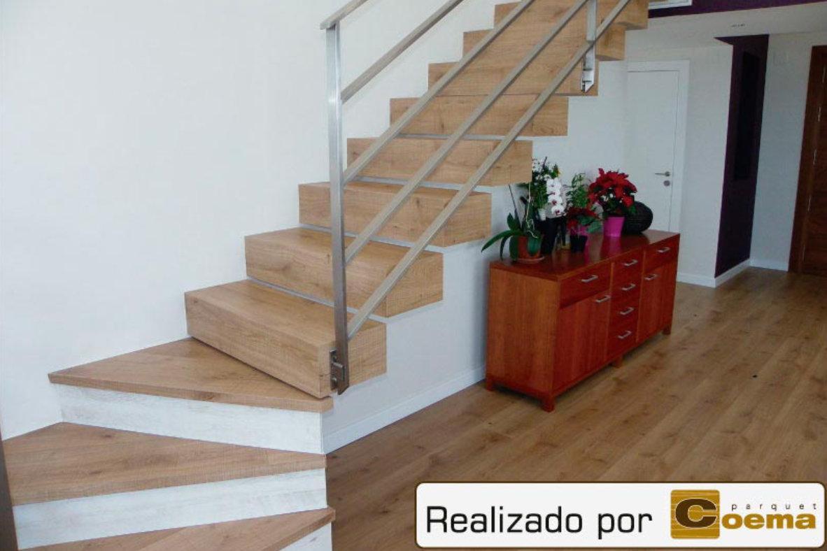 Escaleras en Casas