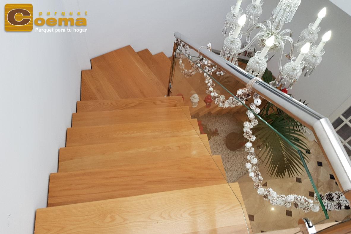 Escaleras en Viviendas