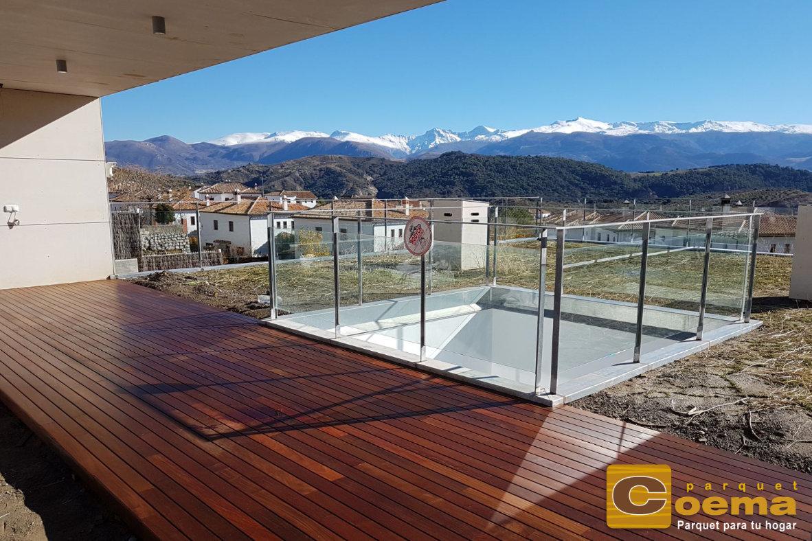 Tarima Exterior en Granada